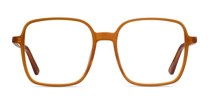 Sixto Mellow Yellow Acetate Eyeglass Frames from EyeBuyDirect