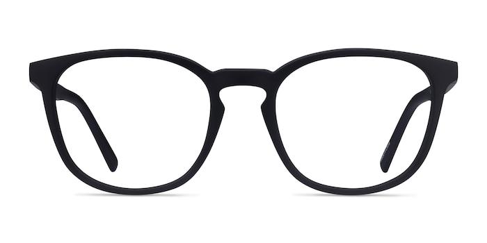 Persea Basalt Plastic Eyeglass Frames from EyeBuyDirect