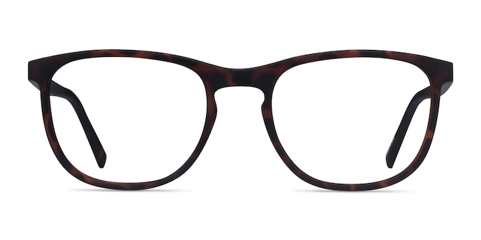 Catalpa Light Tortoise Plastic Eyeglass Frames from EyeBuyDirect