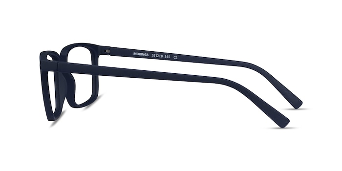 Moringa Abyssal Blue Plastic Eyeglass Frames from EyeBuyDirect