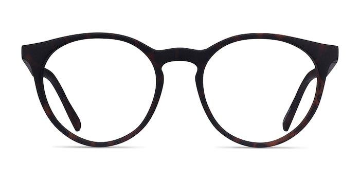 Ginkgo Warm Tortoise Plastic Eyeglass Frames from EyeBuyDirect