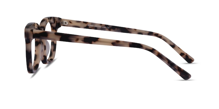 Romy Ivory Tortoise Acetate Eyeglass Frames from EyeBuyDirect