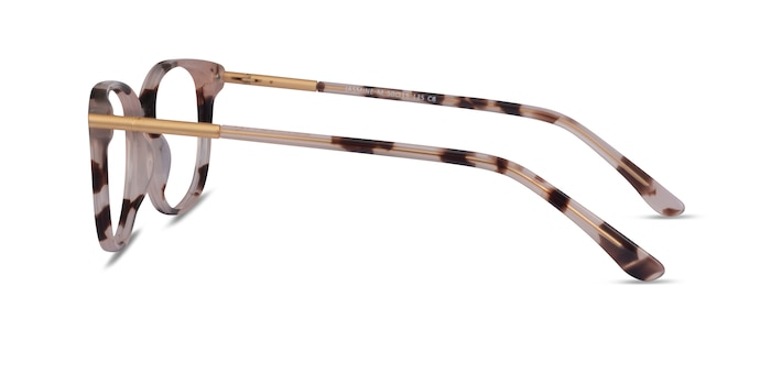 Jasmine Ivory Tortoise Acetate Eyeglass Frames from EyeBuyDirect