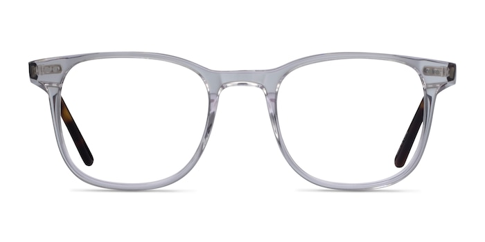 Sequence Translucent Acetate Eyeglass Frames from EyeBuyDirect