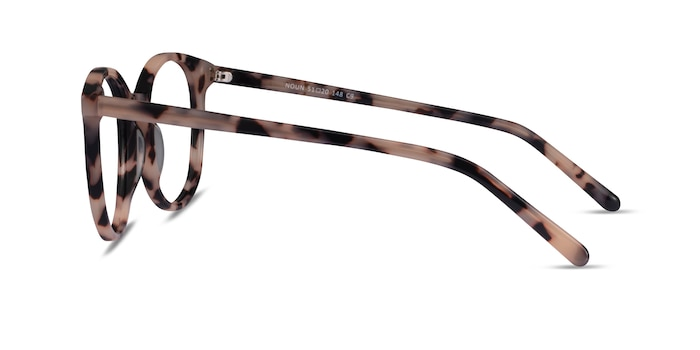 Noun Ivory Tortoise Acetate Eyeglass Frames from EyeBuyDirect