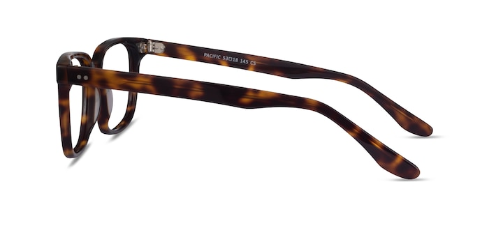 Pacific Tortoise Acetate Eyeglass Frames from EyeBuyDirect