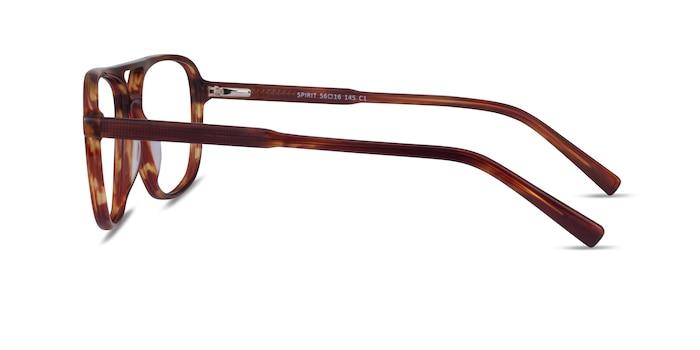 Spirit Tortoise Acetate Eyeglass Frames from EyeBuyDirect