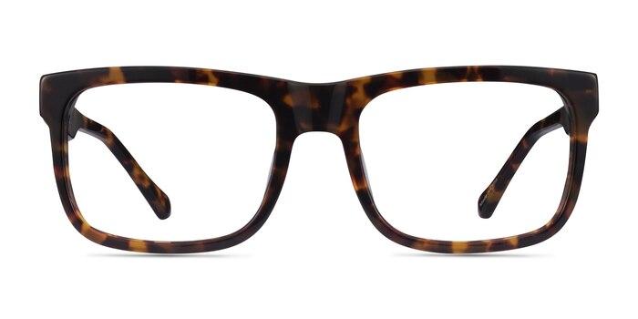 Ylem Tortoise Acetate Eyeglass Frames from EyeBuyDirect