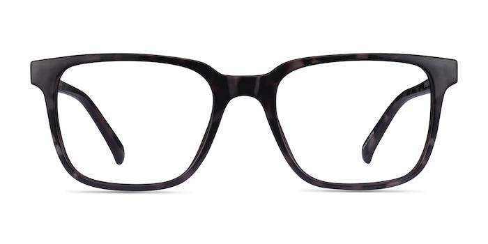 Boat Gray Tortoise Plastic Eyeglass Frames from EyeBuyDirect