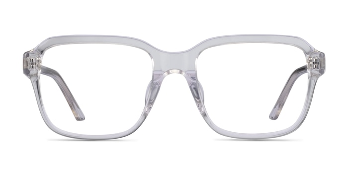 Neat Clear Acetate Eyeglass Frames from EyeBuyDirect