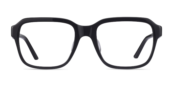 Neat Noir Acétate Montures de Lunette de vue d'EyeBuyDirect