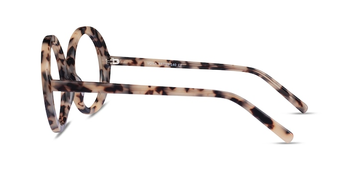Voila Ivory Tortoise Acetate Eyeglass Frames from EyeBuyDirect