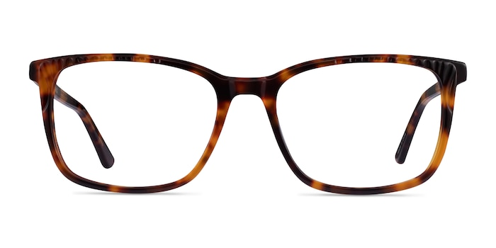 Meridian Tortoise Acetate Eyeglass Frames from EyeBuyDirect