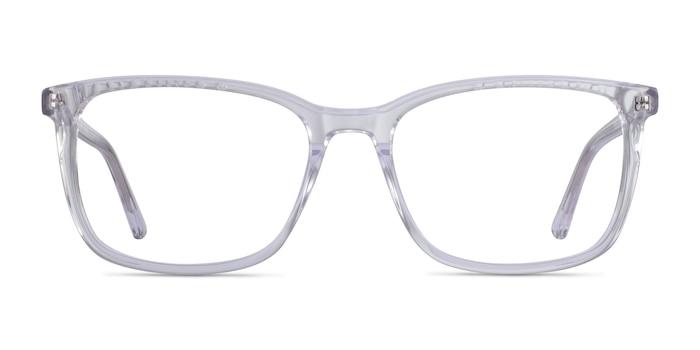 Meridian Transparence Acétate Montures de lunettes de vue d'EyeBuyDirect