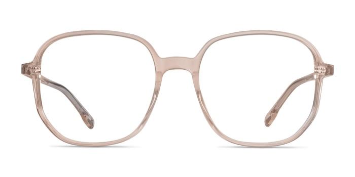 Natural Champagne Acétate Montures de lunettes de vue d'EyeBuyDirect