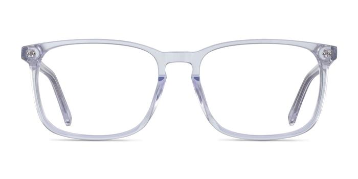 California Clear Acetate Eyeglass Frames from EyeBuyDirect
