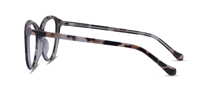 Destin Ivory Tortoise Acetate Eyeglass Frames from EyeBuyDirect