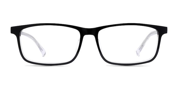Jonas Black   Clear Acétate Montures de Lunette de vue d'EyeBuyDirect