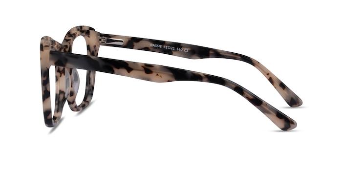 Cassie Ivory Tortoise Acetate Eyeglass Frames from EyeBuyDirect