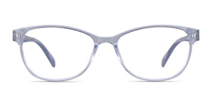 Juniper Clear Plastic Eyeglass Frames from EyeBuyDirect