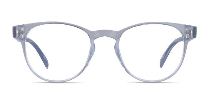 Osier Clear Plastic Eyeglass Frames from EyeBuyDirect