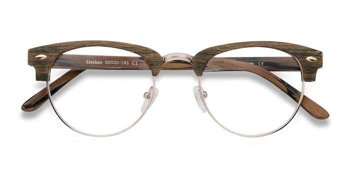 Brown Esteban -  Fashion Acetate Eyeglasses