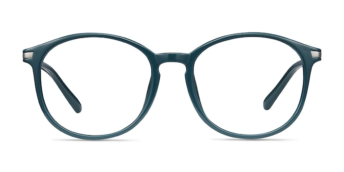 Lindsey Green Plastic Eyeglass Frames from EyeBuyDirect