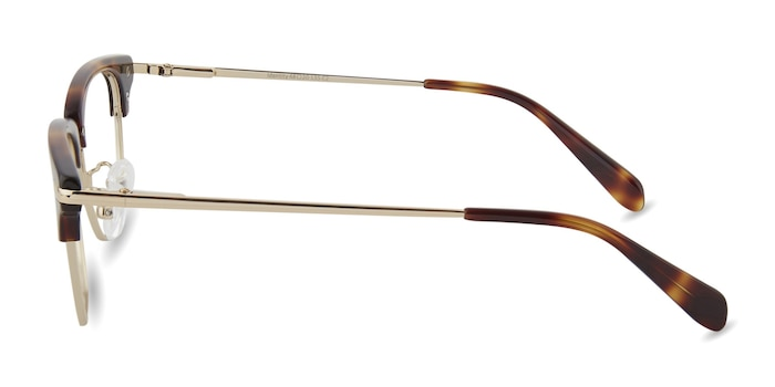 Identity Tortoise Acetate-metal Eyeglass Frames from EyeBuyDirect