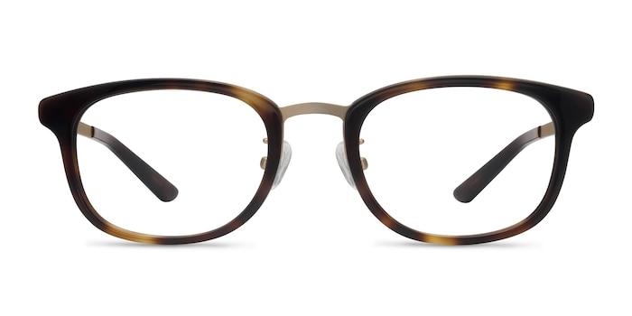 First Light Tortoise Acetate-metal Eyeglass Frames from EyeBuyDirect