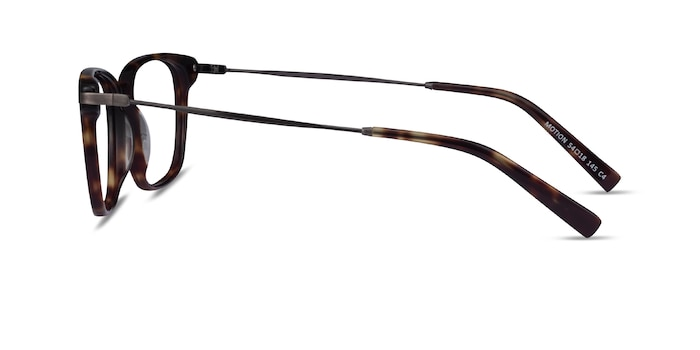 Motion Tortoise Acetate-metal Eyeglass Frames from EyeBuyDirect