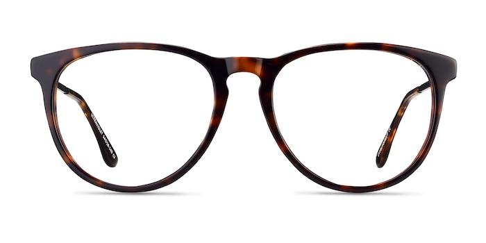 Ultraviolet Écailles Acetate-metal Montures de Lunette de vue d'EyeBuyDirect