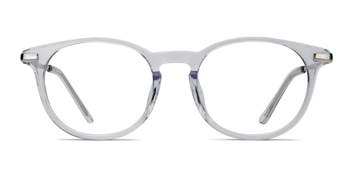 Mood Translucent Acetate-metal Eyeglass Frames from EyeBuyDirect
