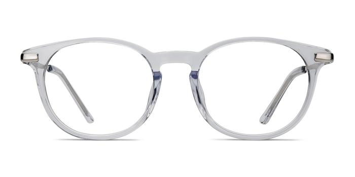 Mood Translucent Acetate-metal Montures de Lunette de vue d'EyeBuyDirect
