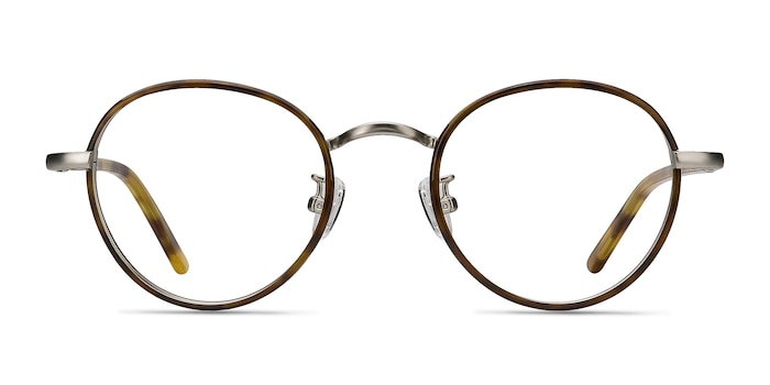 Anywhere Tortoise Acetate-metal Eyeglass Frames from EyeBuyDirect