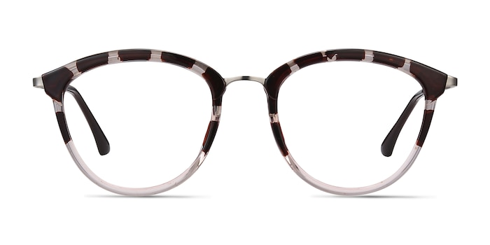 Lightworks Pink Floral Plastic-metal Eyeglass Frames from EyeBuyDirect