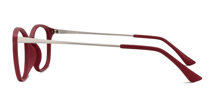 Villa Raspberry Plastic-metal Eyeglass Frames from EyeBuyDirect