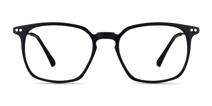 Ghostwriter Matte Black Plastic-metal Eyeglass Frames from EyeBuyDirect