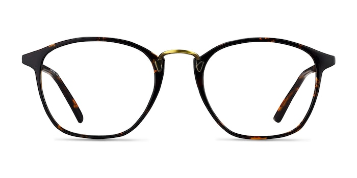 Crave Tortoise Plastic-metal Eyeglass Frames from EyeBuyDirect