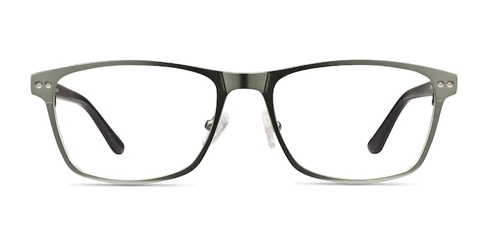 Comity Light Green Acetate-metal Eyeglass Frames from EyeBuyDirect