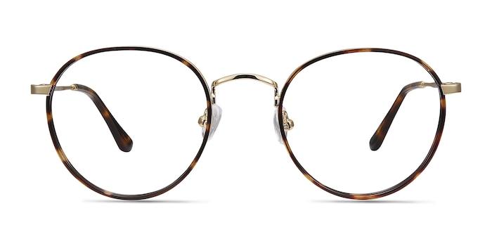 Alchemist Tortoise Acetate-metal Eyeglass Frames from EyeBuyDirect