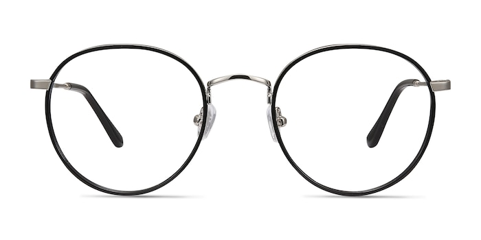 Alchemist Black Acetate-metal Eyeglass Frames from EyeBuyDirect