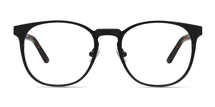 Resonance Black Acetate-metal Eyeglass Frames from EyeBuyDirect