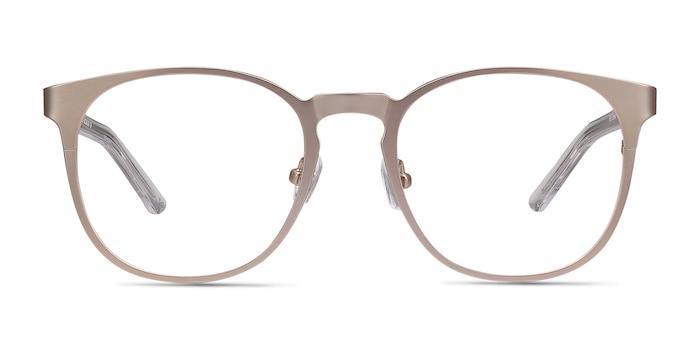 Resonance Rose Gold Acetate-metal Eyeglass Frames from EyeBuyDirect