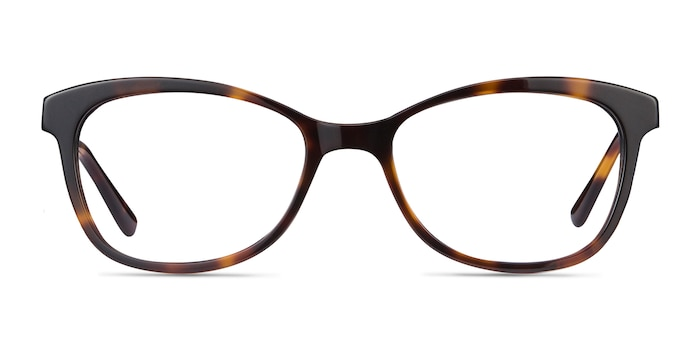 Ripple Tortoise Acetate-metal Eyeglass Frames from EyeBuyDirect