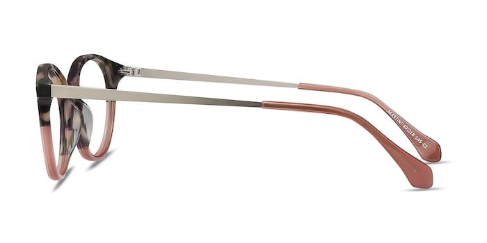 Martini Tortoise Acetate-metal Eyeglass Frames from EyeBuyDirect