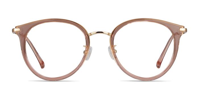 Hollie Pink Plastic-metal Eyeglass Frames from EyeBuyDirect