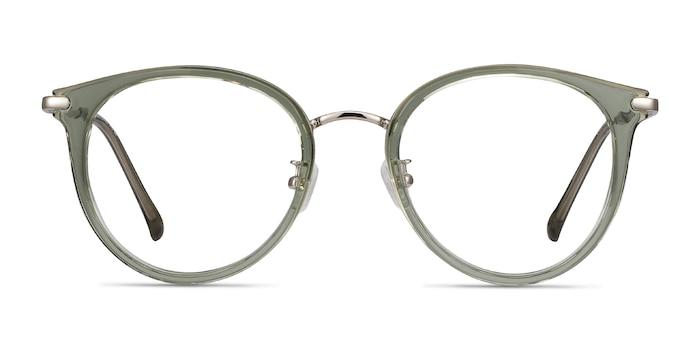 Hollie Vert Plastic-metal Montures de Lunette de vue d'EyeBuyDirect