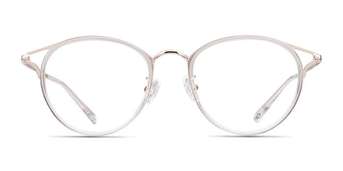 Dazzle Clear Acetate-metal Eyeglass Frames from EyeBuyDirect