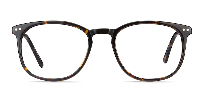 Savvy Tortoise Acetate-metal Eyeglass Frames from EyeBuyDirect