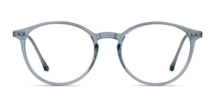 Amity Bleu Plastic-metal Montures de Lunette de vue d'EyeBuyDirect